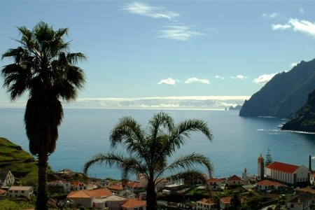 Madeira - Fly & Drive - Okruh Č.1 - Linkový Let