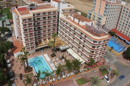 Hotel Reymar *** + Reymar Playa *** Polopenze