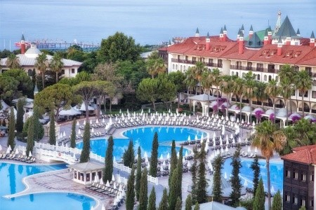 Swandor Hotel & Resort Topkapi Palace (Ex. Wow Topkapi Palace)