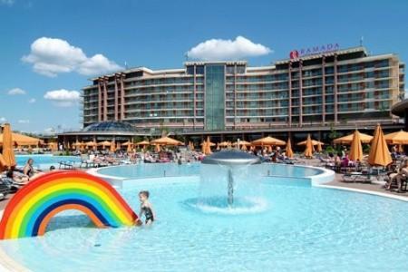 Aquaworld Resort Budapest Polopenze