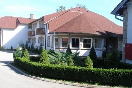 Vila Plitvička Sedra Snídaně
