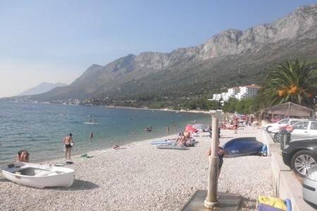Vila Dijana - Gradac  - Chorvatsko