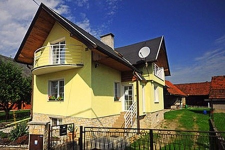 Apartmány Bešeňová