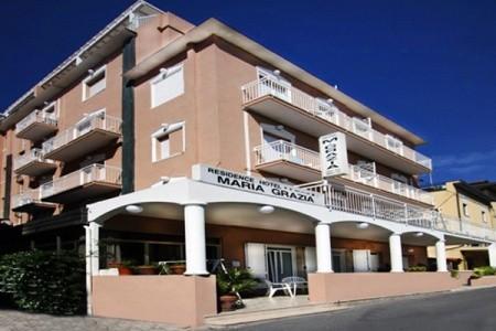 Hotel Maria Grazia Pig- Rimini Plná penze