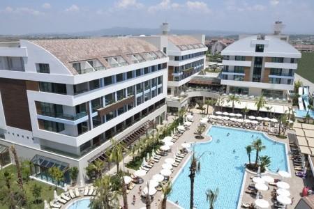 40% Turecko, Side: 8 denní pobyt v resortu Port Side…
