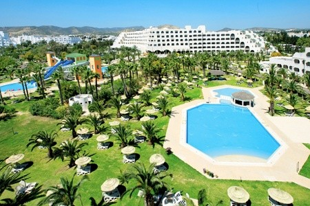 Magic Hotel Holiday Village Manar & Aquapark