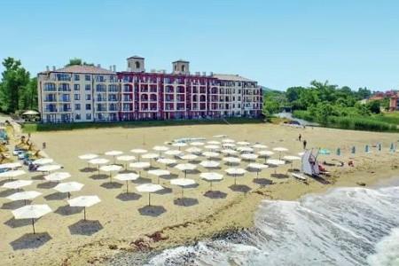 Primea Boutique Apartments Bulharsko Carevo last minute, dovolená, zájezdy 2016