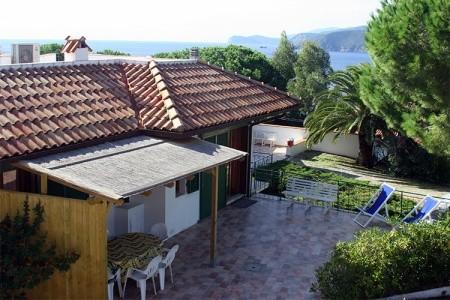 Itálie - Elba / Apartmány Les Bouganvilles