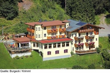 Hotel Burgeck V Krimmlu