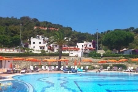 Hotel Rezidence Cala Di Mola S Bazénem Di– Capoliveri - Itálie v květnu