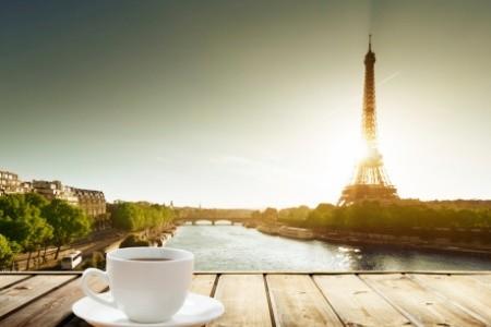 Paříž-labužnická,pohodová,opakovací Snídaně