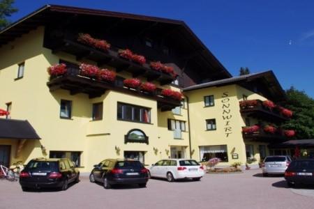 Hotel Sonnwirt - Sankt Gilgen Snídaně