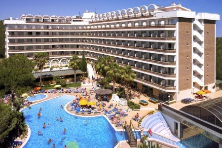 Hotel Golden Port Salou - plná penze