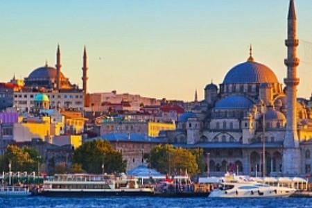 Turecko - Istanbul letecky - poznávací zájezdy