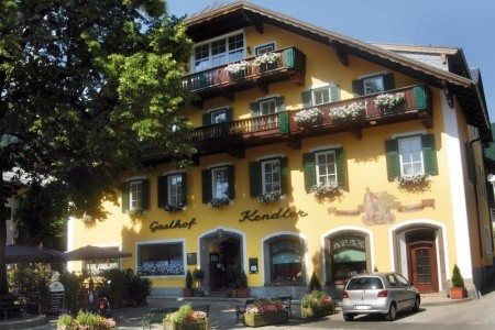 Hotel Kendler, Wolfgangsee Snídaně