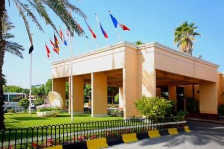 Lou Lou A Beach Resort Sharjah Snídaně