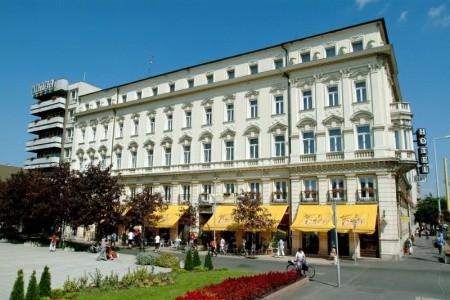 Maďarsko - Termální Lázně / Hotel Rába