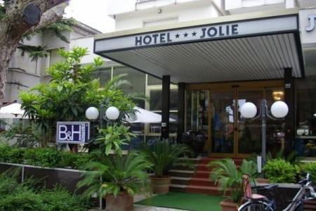 Hotel New Jolie Pig- Rimini Marina Centro - Last Minute a dovolená