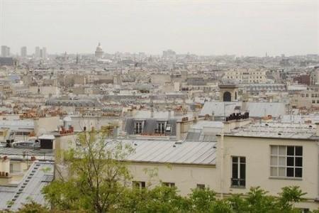 Migny Opera Montmartre Snídaně
