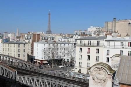 Art Hotel Eiffel Snídaně