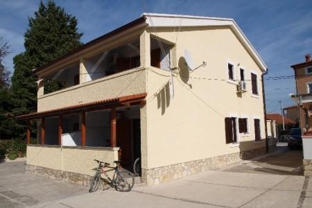 Chorvatsko - Istrie / Apartmány Iveta
