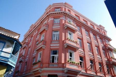 Hotel Ambos Mundos - Habana Vieja