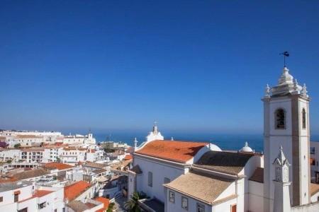 Algarve s hvězdicovými výlety Snídaně