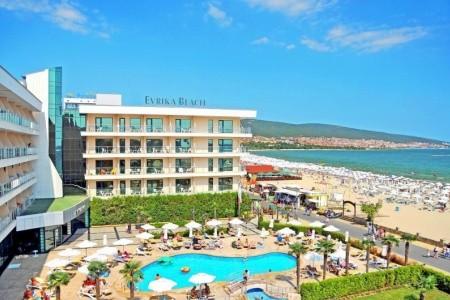 Hotel Evrika Beach, Bulharsko, Slunečné Pobřeží