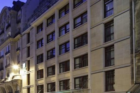 Holiday Inn Paris Notre Dame Snídaně