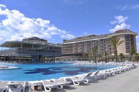 Sunmelia Beach Resort & Spa, Turecko, Antalya