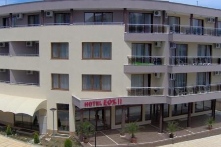 Hotel Eos Snídaně