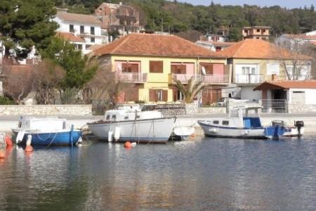 Chorvatsko - Murter / Apartmány 1350-482