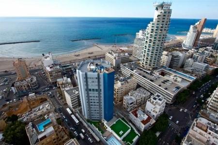 Tel Aviv (Metropolitan) Víkend Snídaně