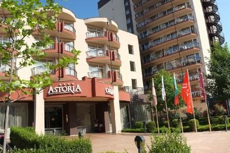Hotel Astoria, Bulharsko, Slunečné Pobřeží