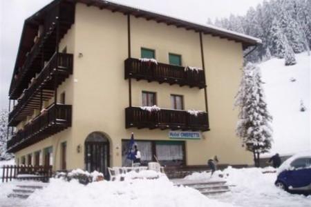 Hotel Ombretta - Soraga - Tre Valli - Itálie