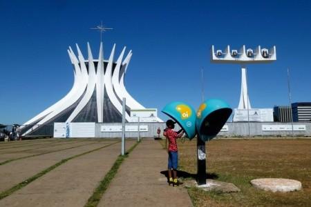 Velká cesta Brazílií Snídaně