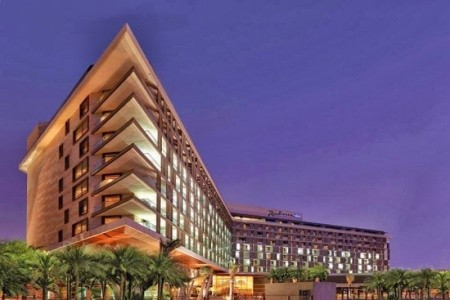 Radisson Blu Hotel Abu Dhabi, Yas Island, Spojené arabské emiráty, Abu Dhabi