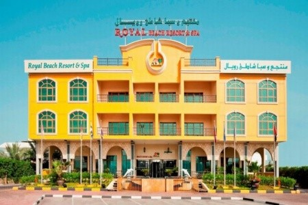 Royal Beach Resort & Spa Sharjah