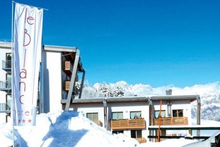 Hotel Le Blanc Itálie Monte Bondone last minute