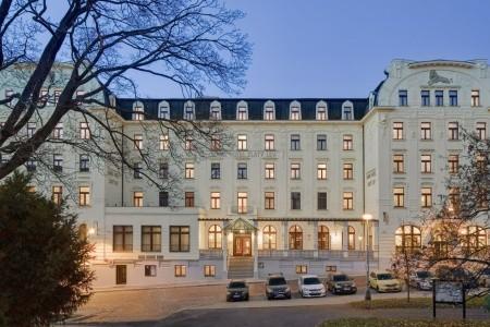 Clarion Congress Grandhotel Zlatý Lev - Liberec v prosinci