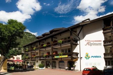 Rezidence Alpinum S Bazénem Ita– Campo Tures