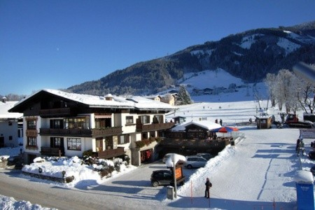 Kaprun, Pension Hofer, Zima