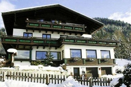 Kaprun, Pension Austria, Zima