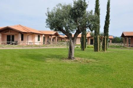 Residence Casa In Maremma S Bazénem - v prosinci
