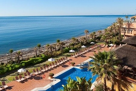 Gran Hotel Elba Estepona Plná penze