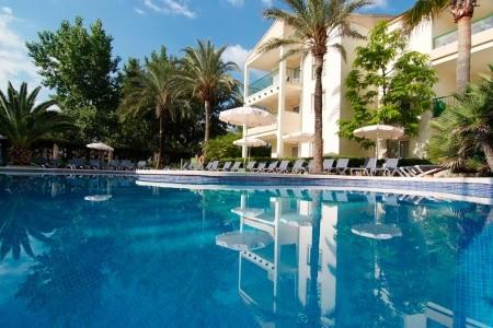 Hotel Zafiro Tropic - letecky z vídně