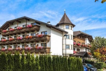 Hotel Fichtenhof - jarní dovolená