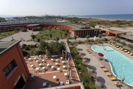 Villaggio Regina Del Mare *** A Tuscany Resort **** - Apartmány S Polopenzí