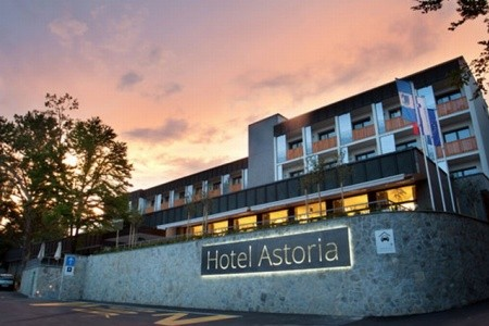 Hotel Astoria - first minute