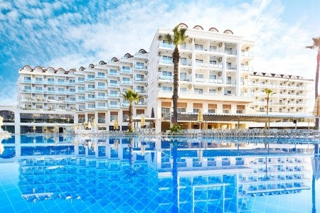 Turecko - Marmaris / Sunconnect Grand Ideal Premium